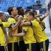 İsveç tek golle kazandı