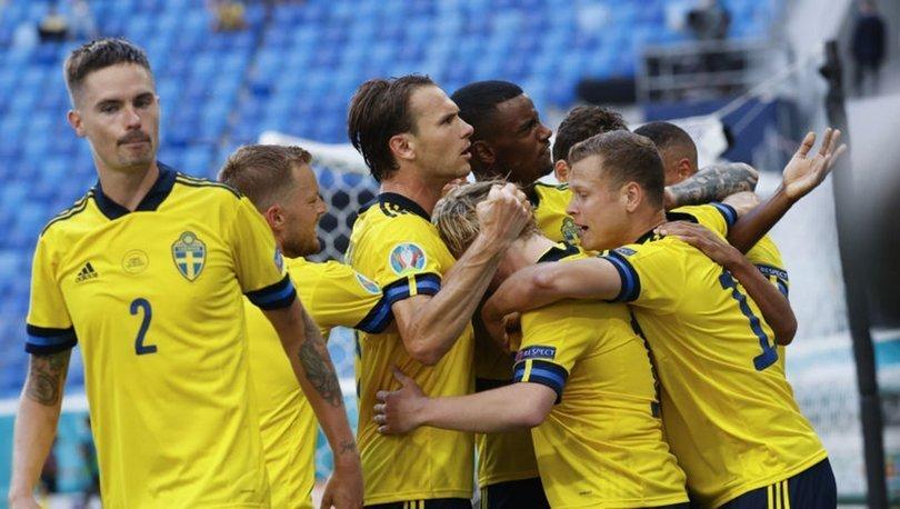 İsveç: 1 - Slovakya: 0 | MAÇ SONUCU