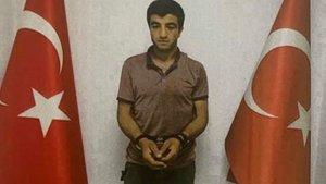 Gri kategoride yer alan terörist yakalandı