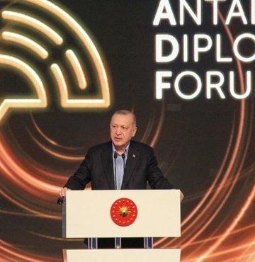 Cumhurbaşkanı Recep Tayyip Erdoğan, Kosova Cumhurbaşkanı Vjosa Osmani-Sadriu ile görüştü