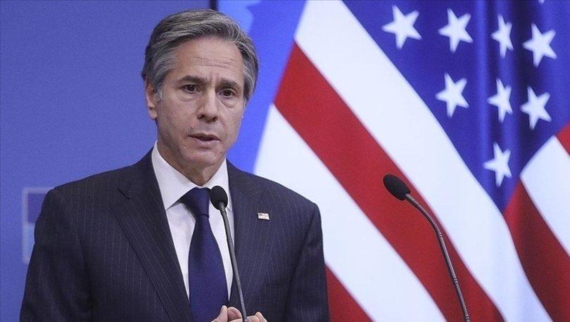 ABD Dışişleri Bakanı Blinken Almanya, Fransa ve İtalyayı ziyaret edecek