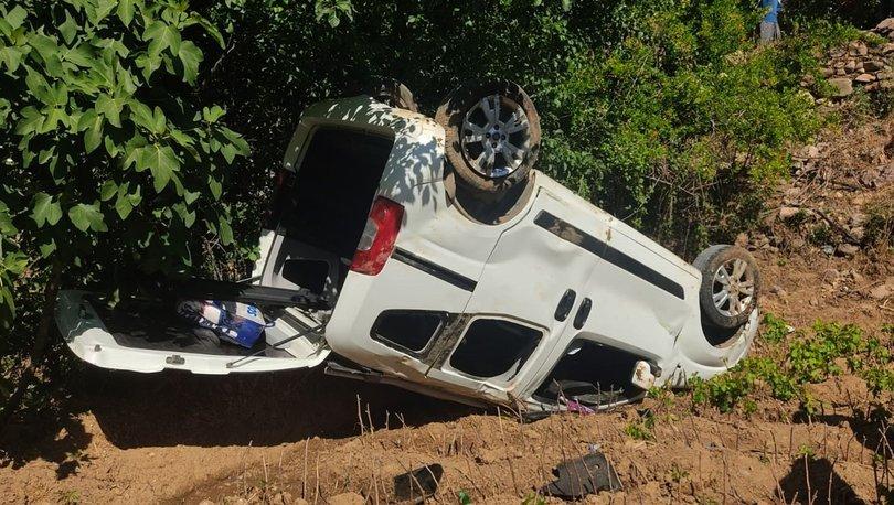 Düğün yolunda feci kaza: 10 yaralı! - Haberler