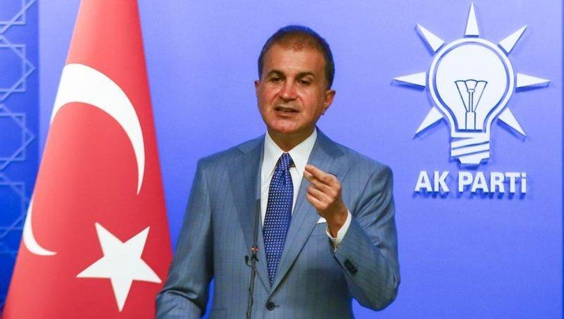 AK Parti Sözcüsü Ömer Çelik'ten NATO zirvesiyle ilgili açıklamalar