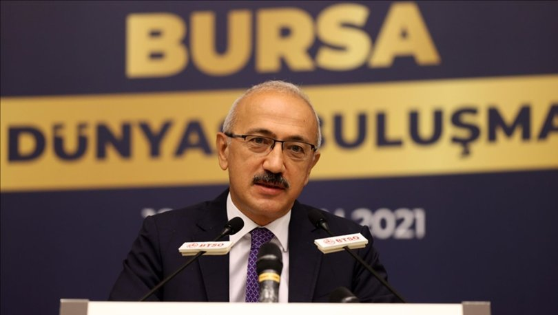 Bakan Elvan: Kısa vadeli kazanımlar uğruna asla enflasyon hedefimizden kopmayacağız