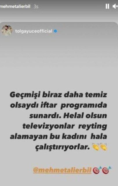 Tuğba Coşkun, Seda Sayan'ın iddialarına sessiz kaldı! Mehmet Ali Erbil... - Magazin haberleri