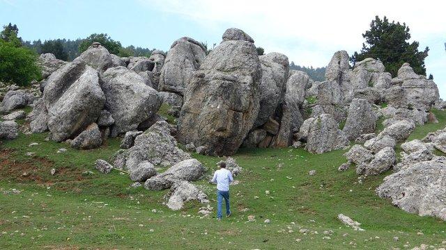 Adanalıların peribacaları da Göller Yaylası'nda