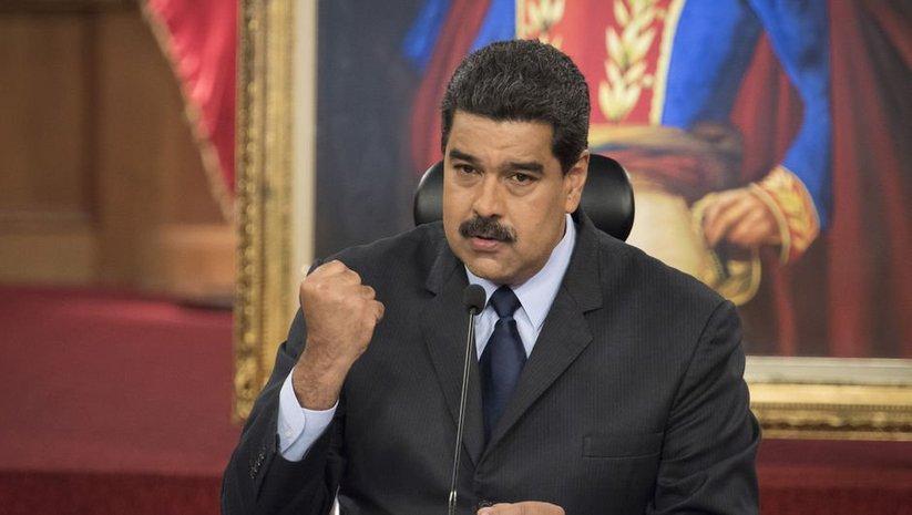 Venezuela'dan ABD'ye zeytin dalı