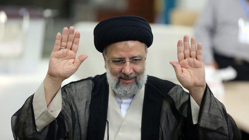 İran'da 8. Cumhurbaşkanı İbrahim Reisi oldu