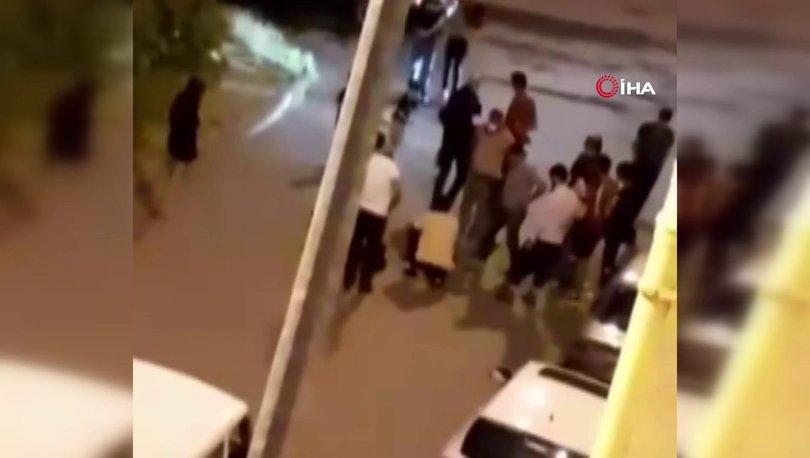 KADINA ŞİDDET BİTMİYOR! Avcılar'da bir kadını darp edip araçtan attılar! - Haberler