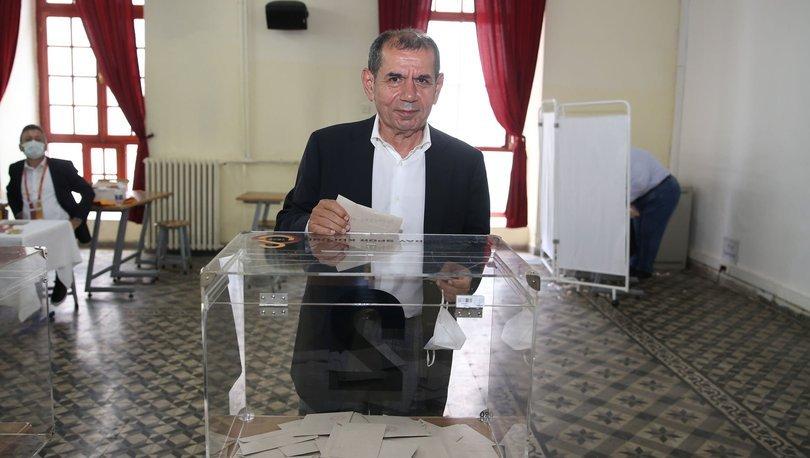 """Dursun Özbek: """"Bütün camia, seçilen başkanın yanında olacak"""""""