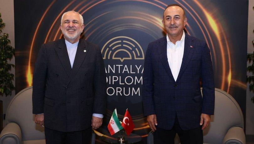 Dışişleri Bakanı Mevlüt Çavuşoğlu'dan peş peşe kritik görüşmeler