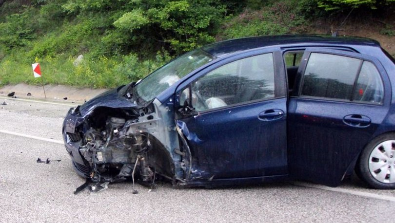 Bolu'da sollama kazası: 9 yaralı