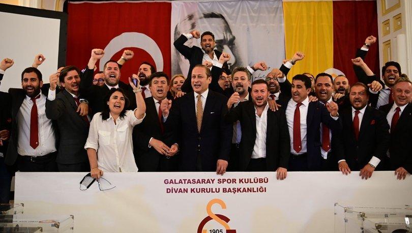 Son dakika Galatasaray seçim sonuçları! Galatasaray'ın yeni başkanı: Burak Elmas