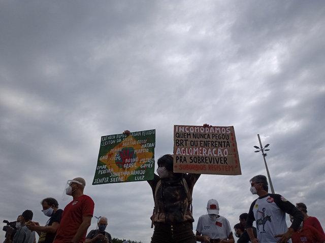 SON DAKİKA: Brezilya ayaklandı: Ülke çapında Jair Bolsonaro karşıtı gösteriler! - Haberler