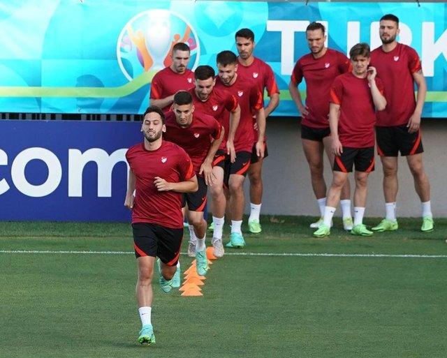 ŞENOL GÜNEŞ KARARINI VERDİ! İsviçre - Türkiye maçı muhtemel 11'ler! İsviçre - Türkiye maçı nerede, saat kaçta, hangi kanalda?
