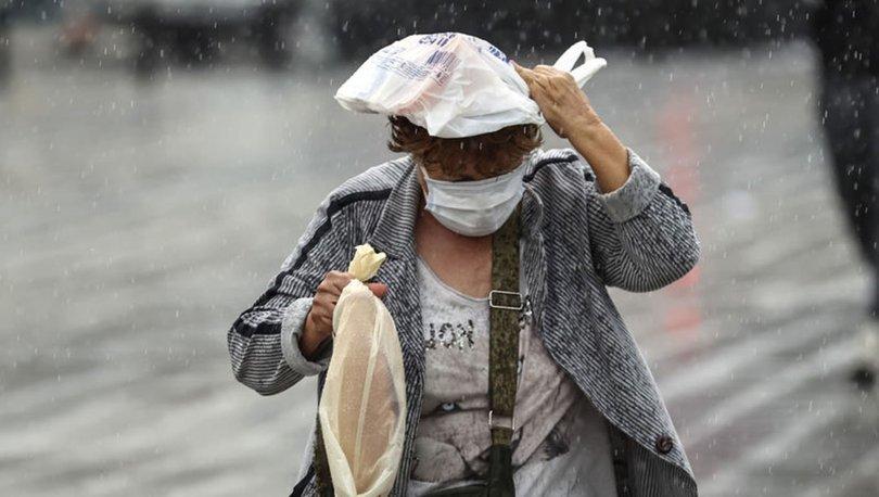 Son dakika: Meteoroloji yağmur uyarılarına devam etti! - Hava Durumu