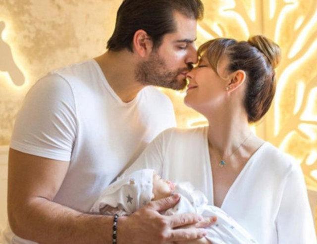 Özge Özder-Sinan Güleryüz çifti: Luna'mız emin ellerde - Magazin haberleri