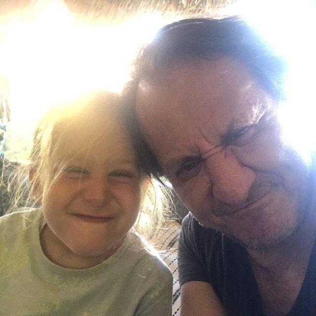 Nazlı Çelik'ten kızı Kayra'ya: Sen hayalini kurduğum kız çocuğusun - Magazin haberleri