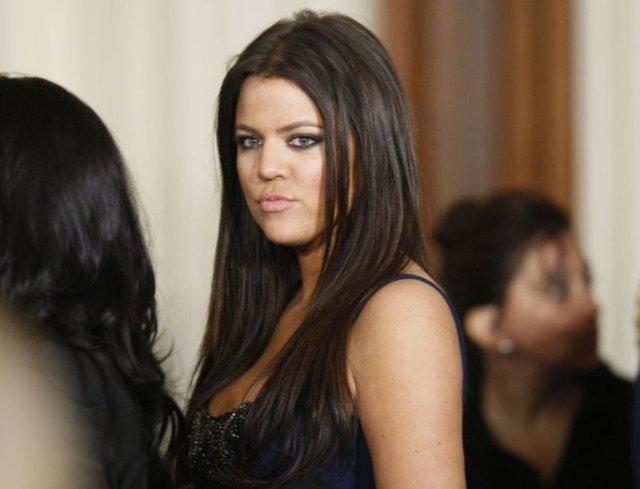 Khloe Kardashian'dan 'Estetik' itirafı: Sadece burnumu yaptırdım - Magazin haberleri