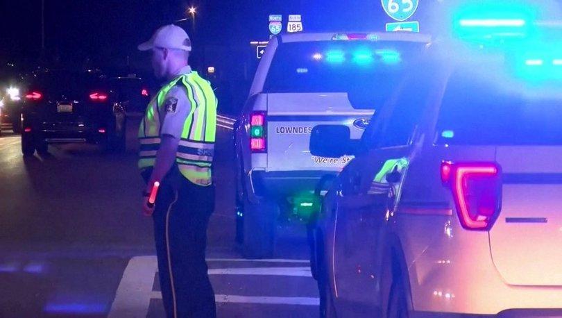 ABD'nin Alabama eyaletindeki zincirleme trafik kazasında 9'u çocuk 10 kişi öldü