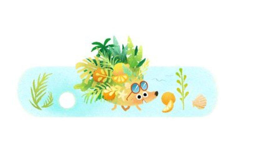 21 Haziran yaz gündönümü nedir? Google'dan doodle sürprizi: Yaz başlangıcı