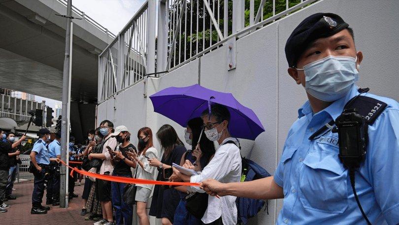 Kriz görüşmeleri: Apple Daily gazetesinin kapanmasını önlemek için görüşmeler başladı