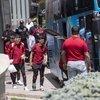A Milli Takım, Bakü'den ayrıldı