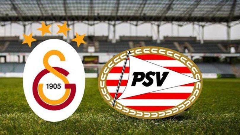 Galatasaray-PSV maçı ne zaman, saat kaçta? Galatasaray - PSV maçı hangi kanalda? İşte muhtemelen 11