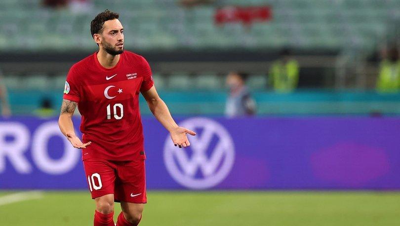 Hakan Çalhanoğlu, Inter'e transfer oluyor