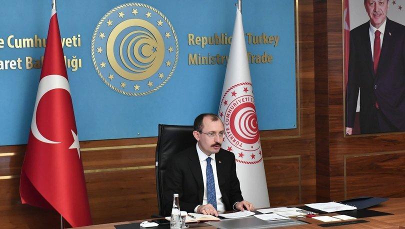 Bakan Muş: Türkiye ile AB arasında pozitif gündemin kabulü ve Gümrük Birliği'nin güncellenmesi konularını ele