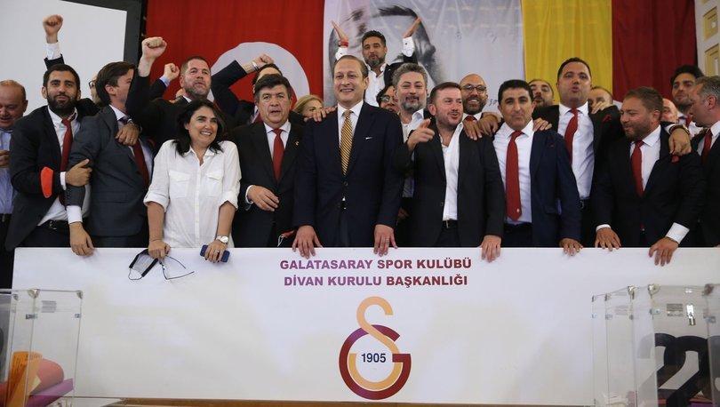 Galatasaray Kulübü'nün yeni başkanı Burak Elmas mazbatasını yarın alacak