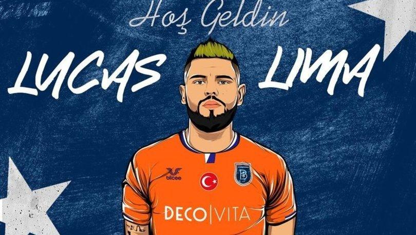 Lucas Lima, Medipol Başakşehir'de