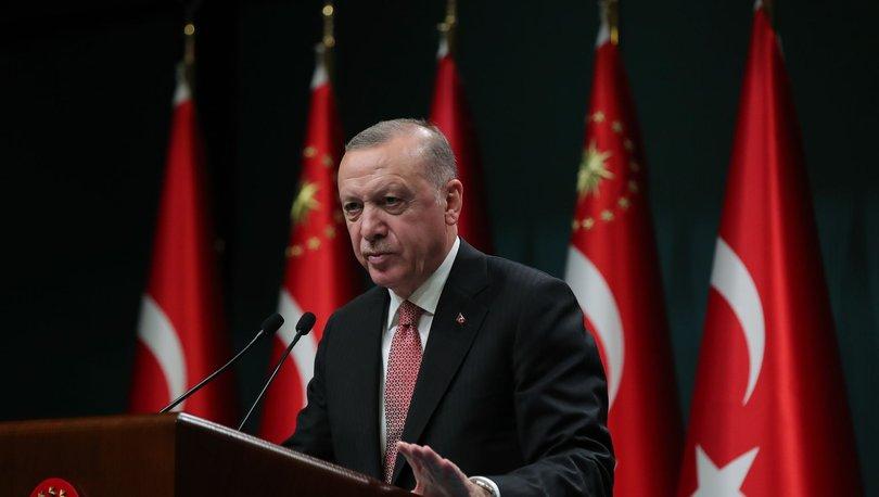 Cumhurbaşkanı Erdoğan'dan Biden mesajı! Son dakika haberleri