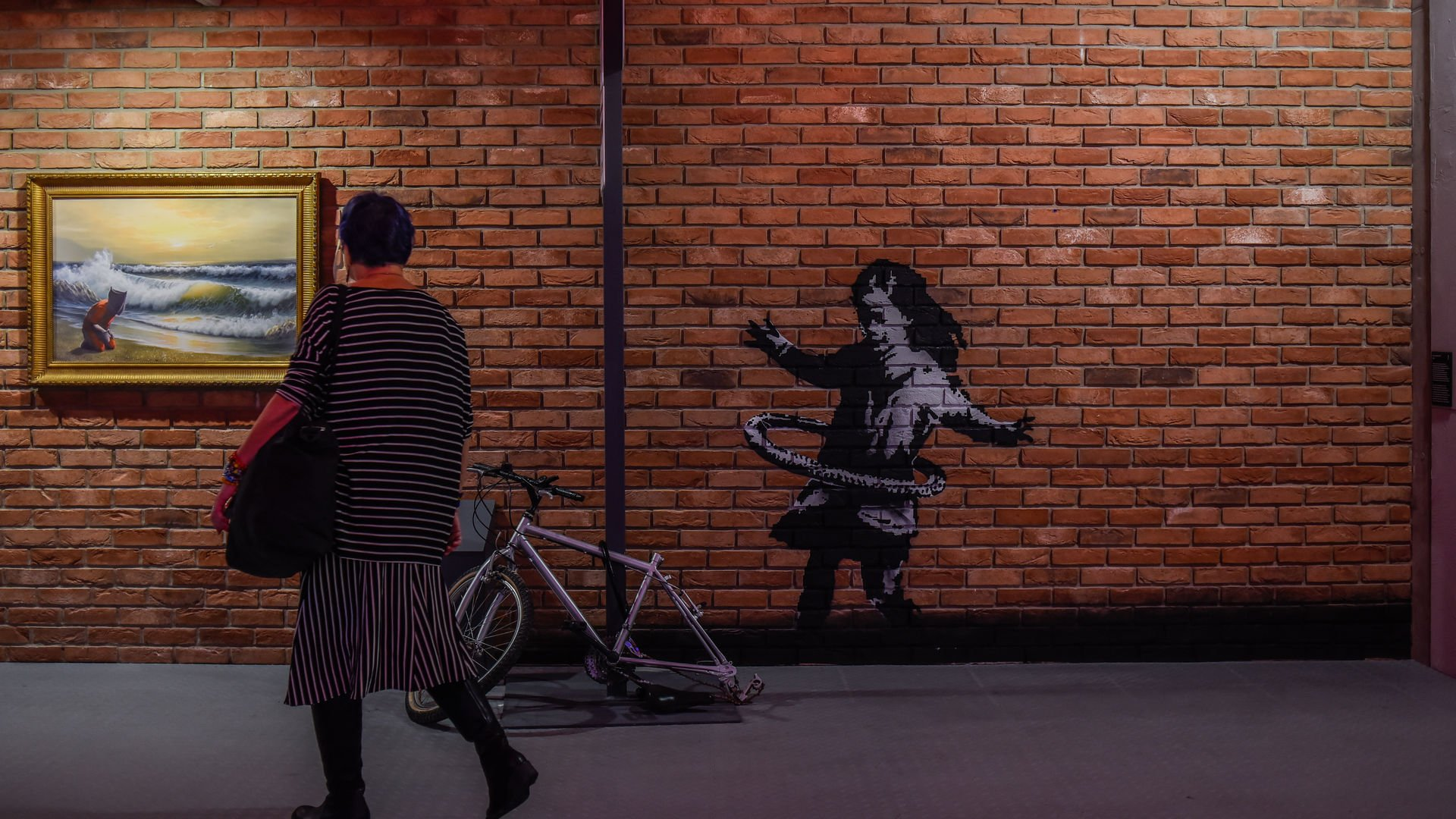 Banksy iki eserinin telif hakkını daha alamadı