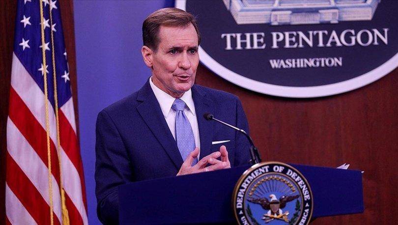 Pentagon: Türkiye'ye Afganistan'da verilecek desteğin detaylarını görüştük