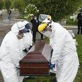 Kolombiya'da Kovid-19 nedenli can kaybı 100 bini aştı