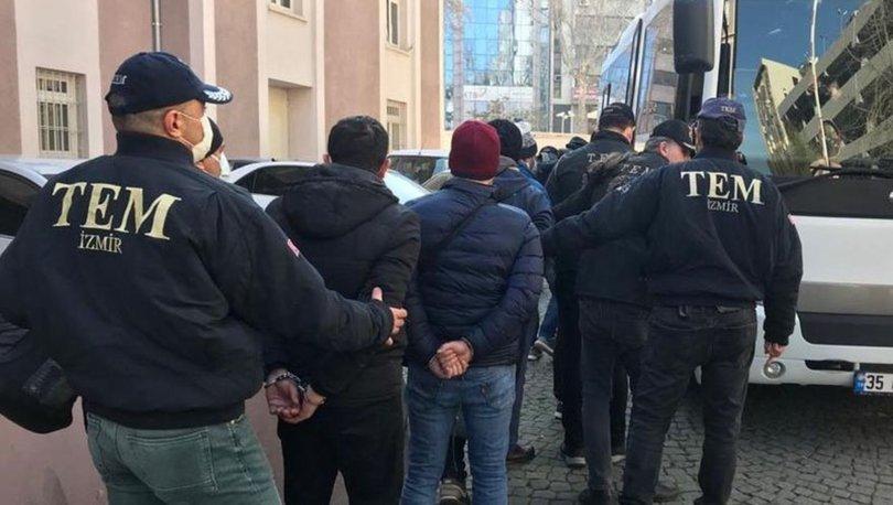 DEV OPERASYON! Son dakika! İzmir'de FETÖ/PDY operasyonu: 132 gözaltı kararı