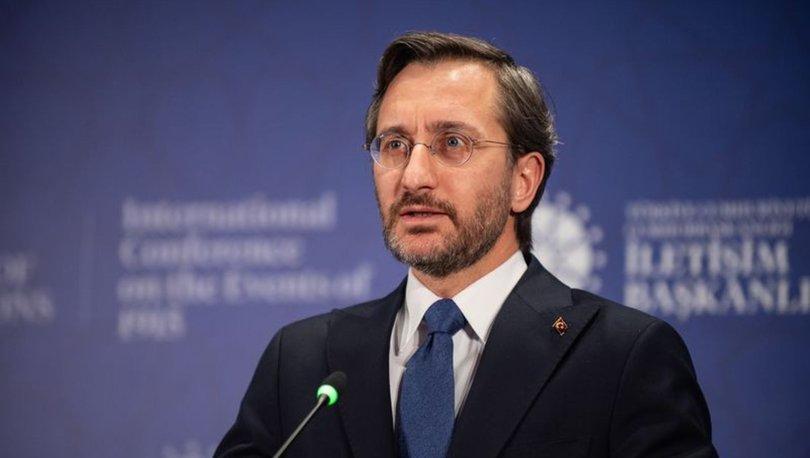 Cumhurbaşkanlığı İletişim Başkanı Altun'dan müzik kısıtlamasının 24.00'e çekilmesine ilişkin açıklama