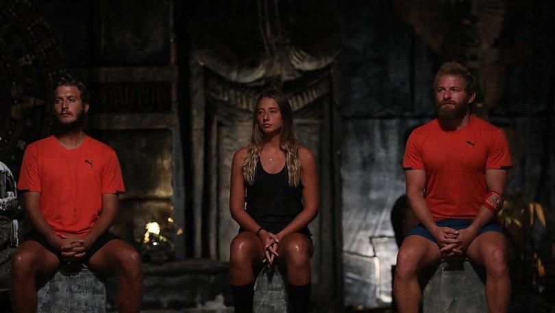 Survivor kim aday oldu? Survivor dokunulmazlık oyununu kim kazandı? 21 Haziran 2021 Survivor 3. eleme adayı