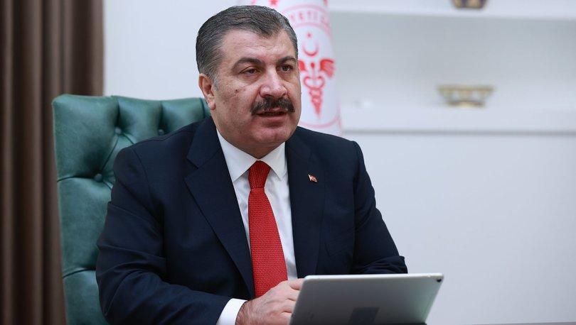 Sağlık Bakanı Koca'dan son dakika açıklaması: Haftalık il il vaka sayıları... - Haberler