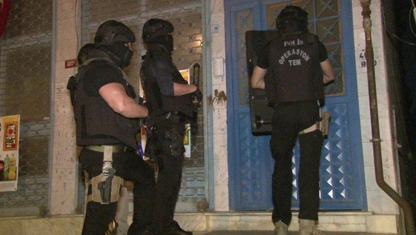 İstanbul merkezli 3 ilde terör örgütü DEAŞ'a yönelik operasyon: 32 gözaltı