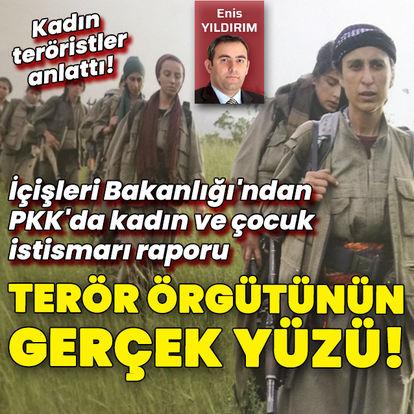 Kadın teröristler anlattı! PKK'da cinsel saldırılar