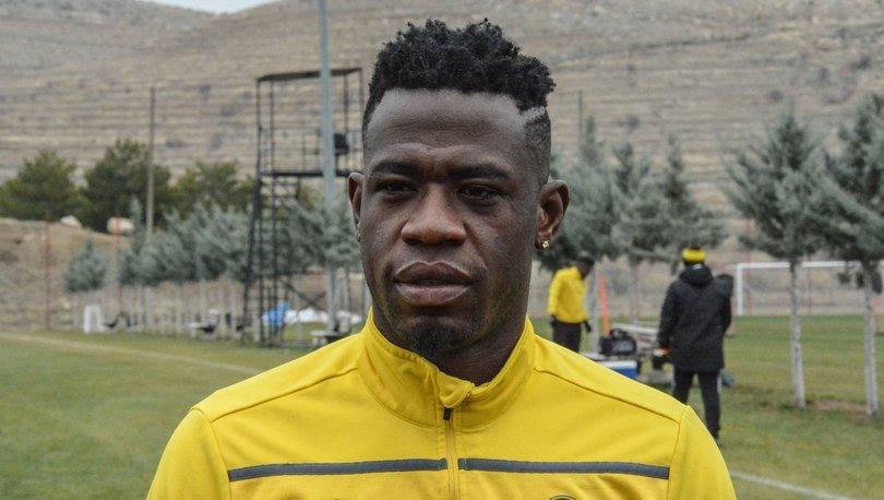 Yeni Malatyaspor sözleşmesi sona eren Acquah'ya teşekkür etti