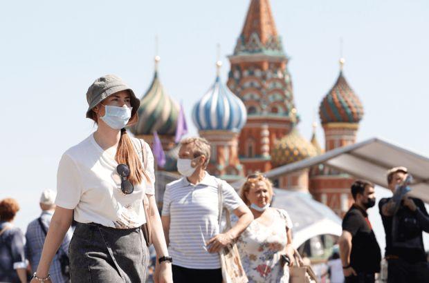 Moskova'da en sıcak gün