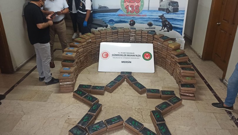 ZEHİRLEYECEKLERDİ! Son Dakika: Yine muz içinden çıktı: 463 kilo - Haberler