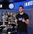 Milli futbolcu Hakan Çalhanoğlu, İtalya Birinci Futbol Ligi (Serie A) takımlarından Inter
