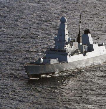 Karadeniz'de İngiltere-Rusya gerginliği!