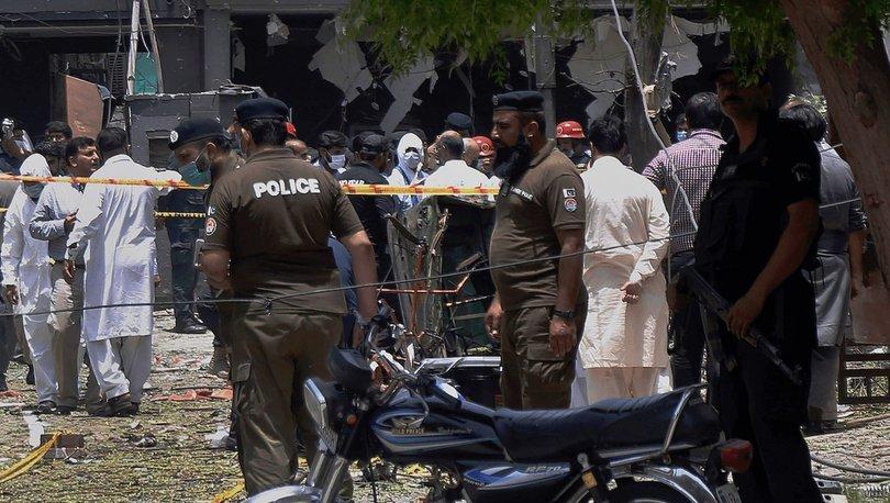 Pakistan'da bombalı saldırı: 30 kilogramlık bomba uzaktan kumanda ile patlatıldı