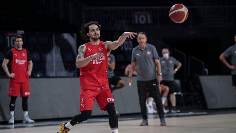 A Milli Erkek Basketbol Takımı'nda Shane Larkin sakatlığı nedeniyle kadrodan çıkarıldı