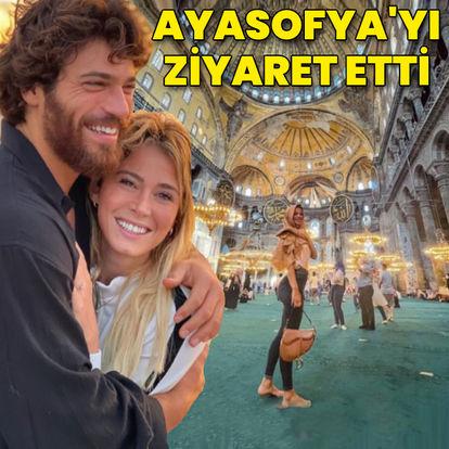Ayasofya ziyareti